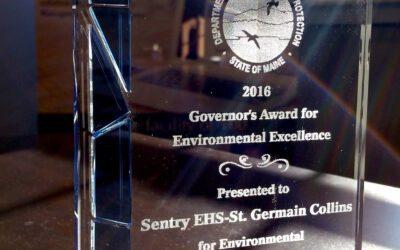 Governor's Award for Environmental Excellence