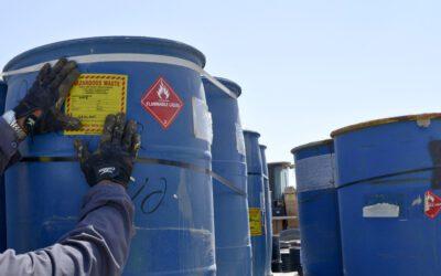 Hazardous & Universal Waste Training for Maine Large Quantity Generators (LQG) and Small Quantity Generators (SQG)