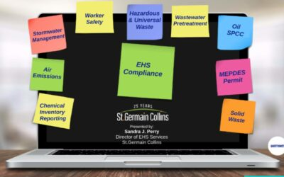 EHS Compliance:  A Big Picture Perspective