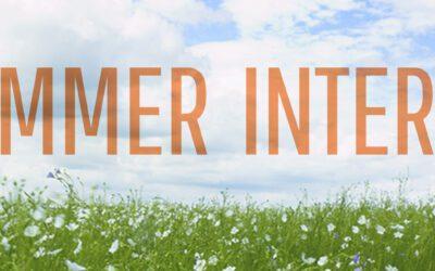 Summer Interns