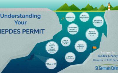 Understanding Your MEPDES Permit