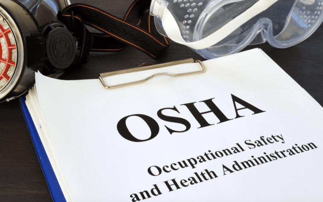 Renewed Focus on OSHA Inspections